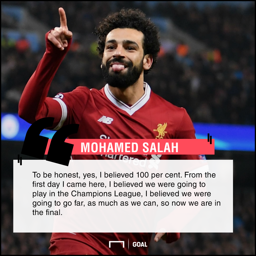 Mohamed Salah ps