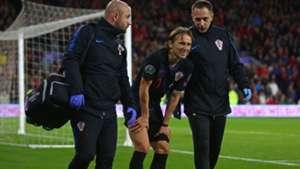 Bale & Modric give Real Madrid injury concern as Wales hold Croatia