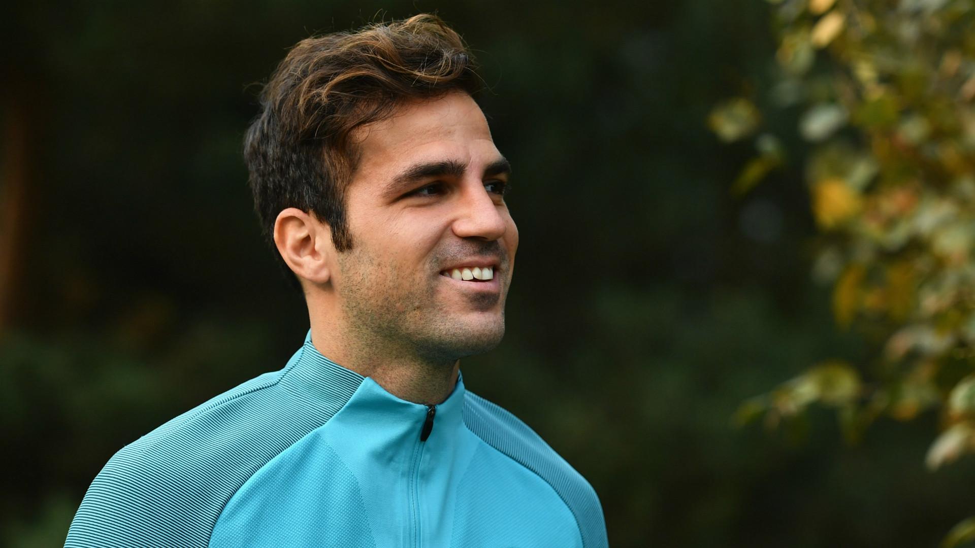 Fabregas reveals he spoke to Moyes about Man Utd move