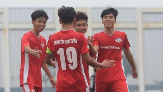 Thua giải trẻ, Hà Nội có năm 2020 ác mộng trước Viettel