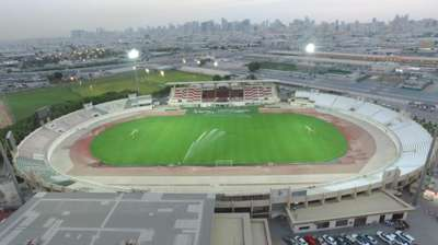 Sharjah FC Home
