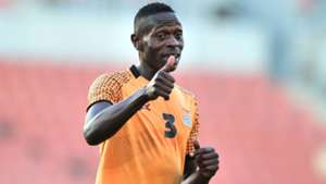 Billy Mutale, Zambia & SuperSport United, June 2018