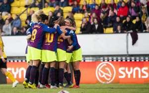 El Barcelona femenino se cuela en las semifinales de la Champions League por primera vez en su historia