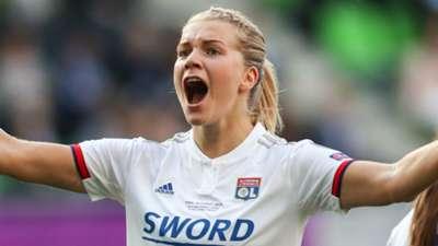 Ada Hegerberg Lyon 2018-19