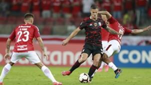 Inter River Copa Libertadores Bruno Zuculini 030419