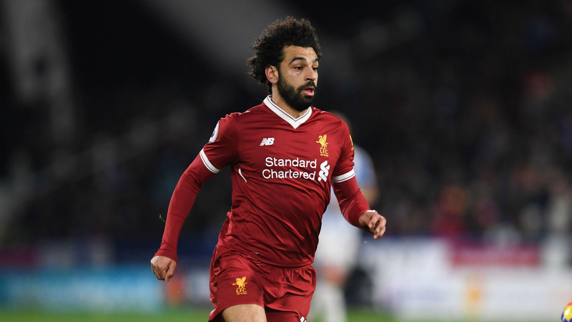 Mohamed Salah Liverpool Huddersfield
