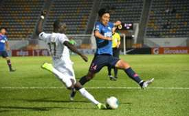 Hong Kong premier league, R&F 0:0 draw with Kitchee.