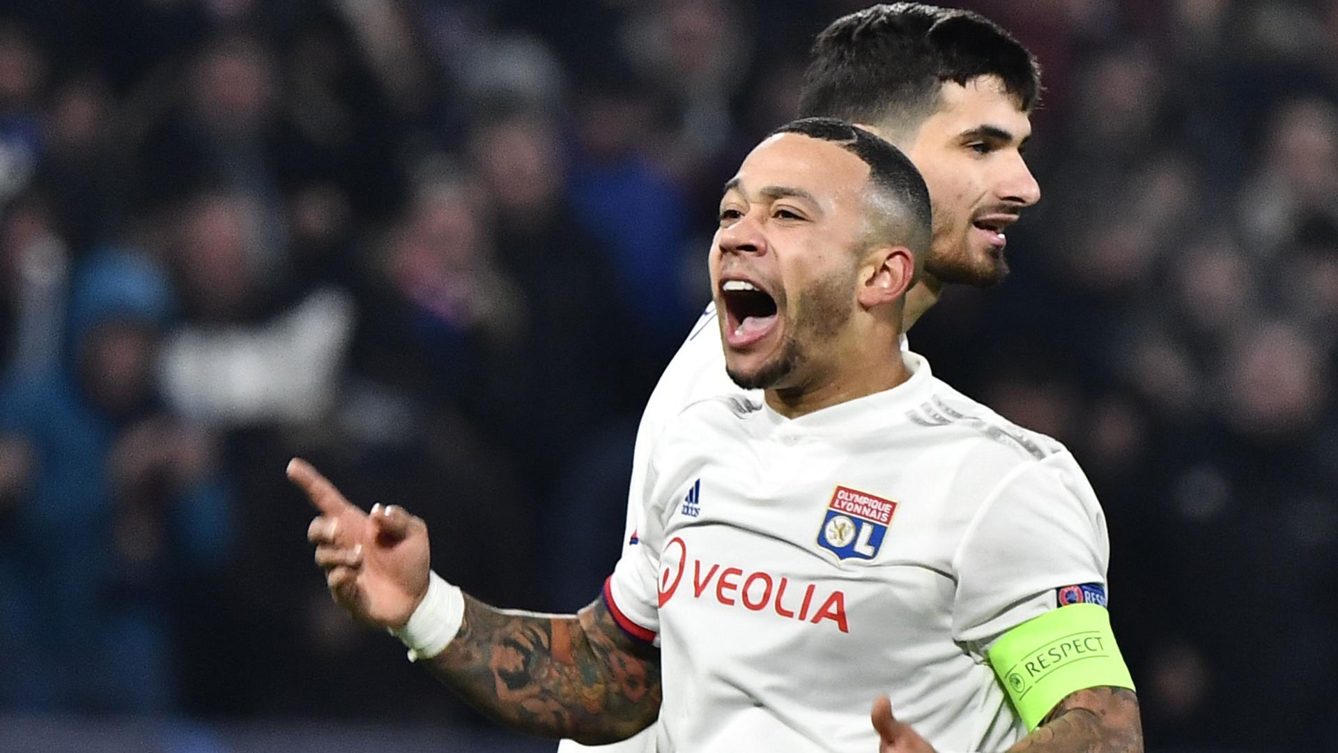 """OL - Memphis Depay : """"On n'a pas peur et les joueurs de la Juventus le savent"""""""