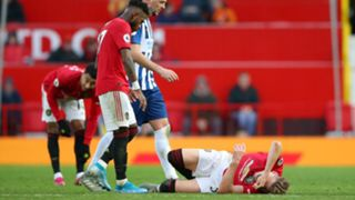 Scott McTominay Manchester United Brighton 2019-20