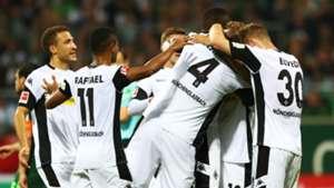 Borussia Moenchengladbach celebration