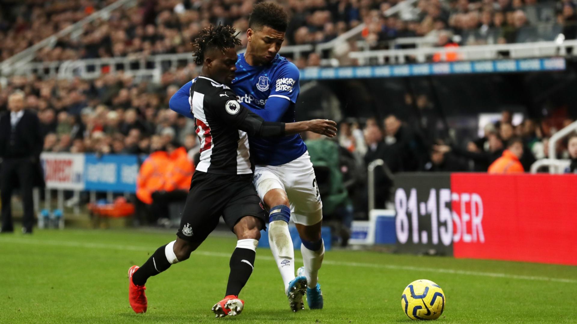 Christian Atsu's Newcastle United comeback in 2-2 draw with Everton