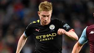 Kevin De Bruyne Manchester City 2019-20