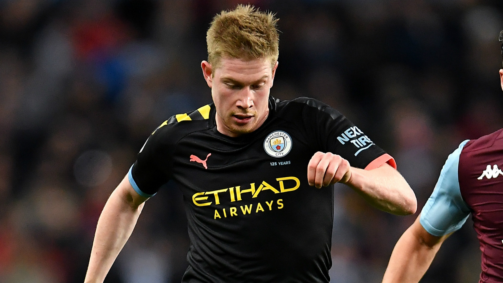 Back Injury Could See De Bruyne Miss Manchester Derby