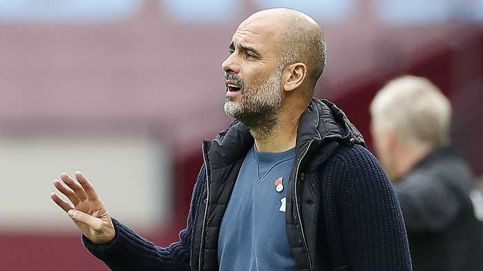 Pep Guardiola West Ham vs Man City Premier League 2020-21