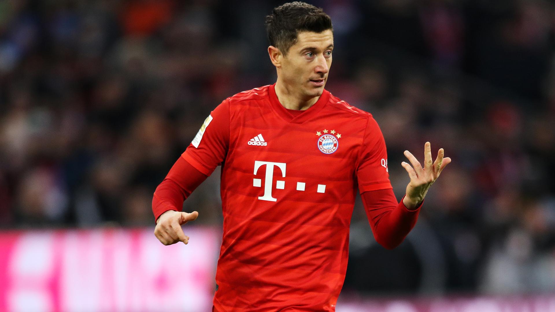 Lewandowski ne pense pas au Ballon d'Or
