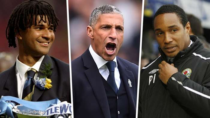 Ruud Gullit Chris Hughton Paul Ince