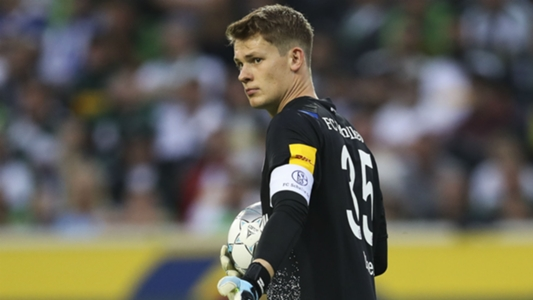 Schalke 04: Alexander Nübel bleibt trotz Patzer gegen Leipzig im Tor von S04 | Goal.com