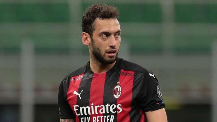 Hakan Calhanoglu, AC Milan 2020-21