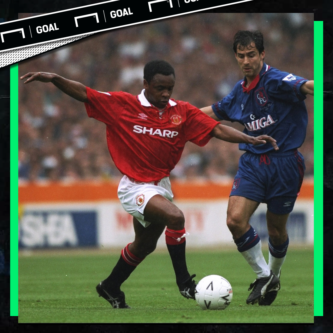 Paul Parker Manchester United PS