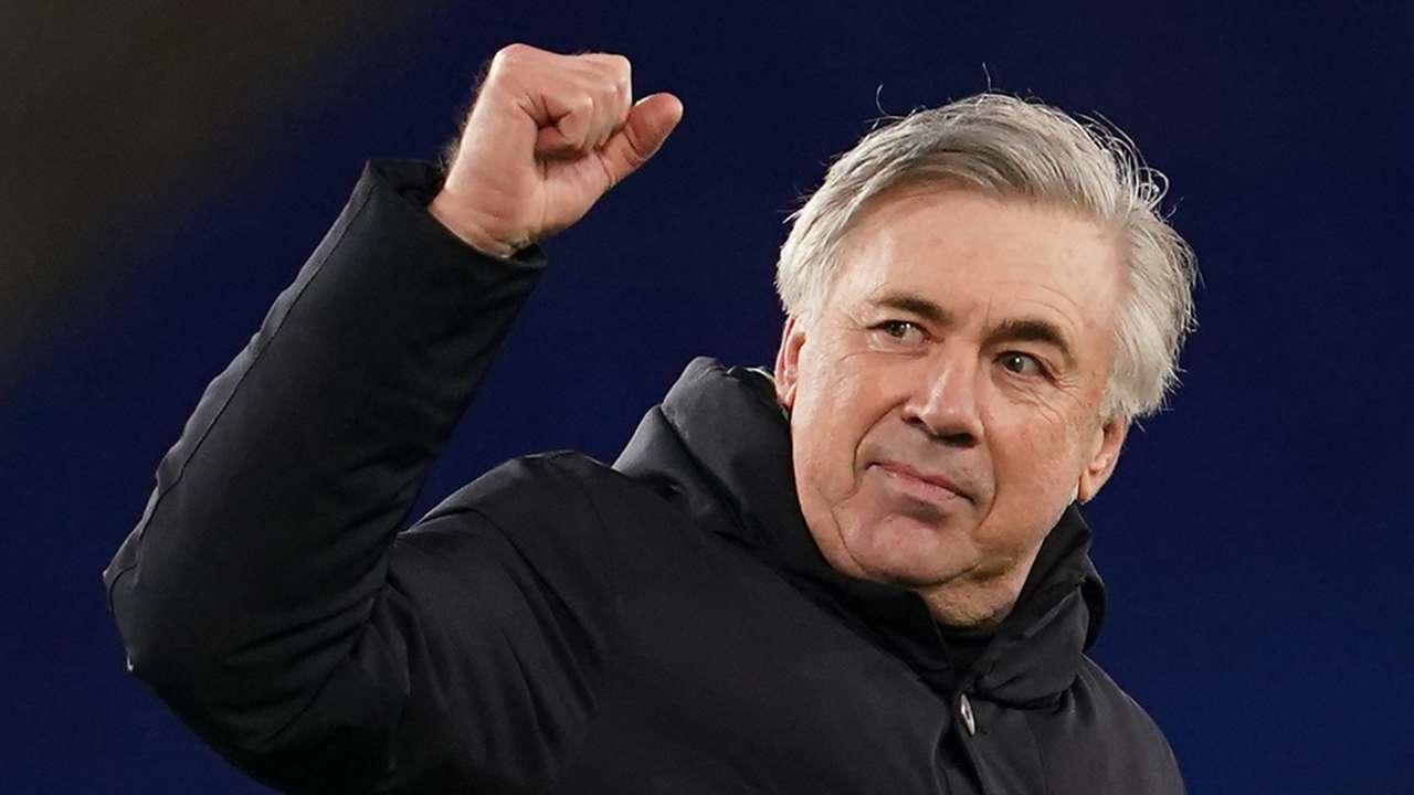 Ancelotti Everton 2020-21