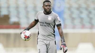 MICHAEL WANYIKA of Bandari FC.