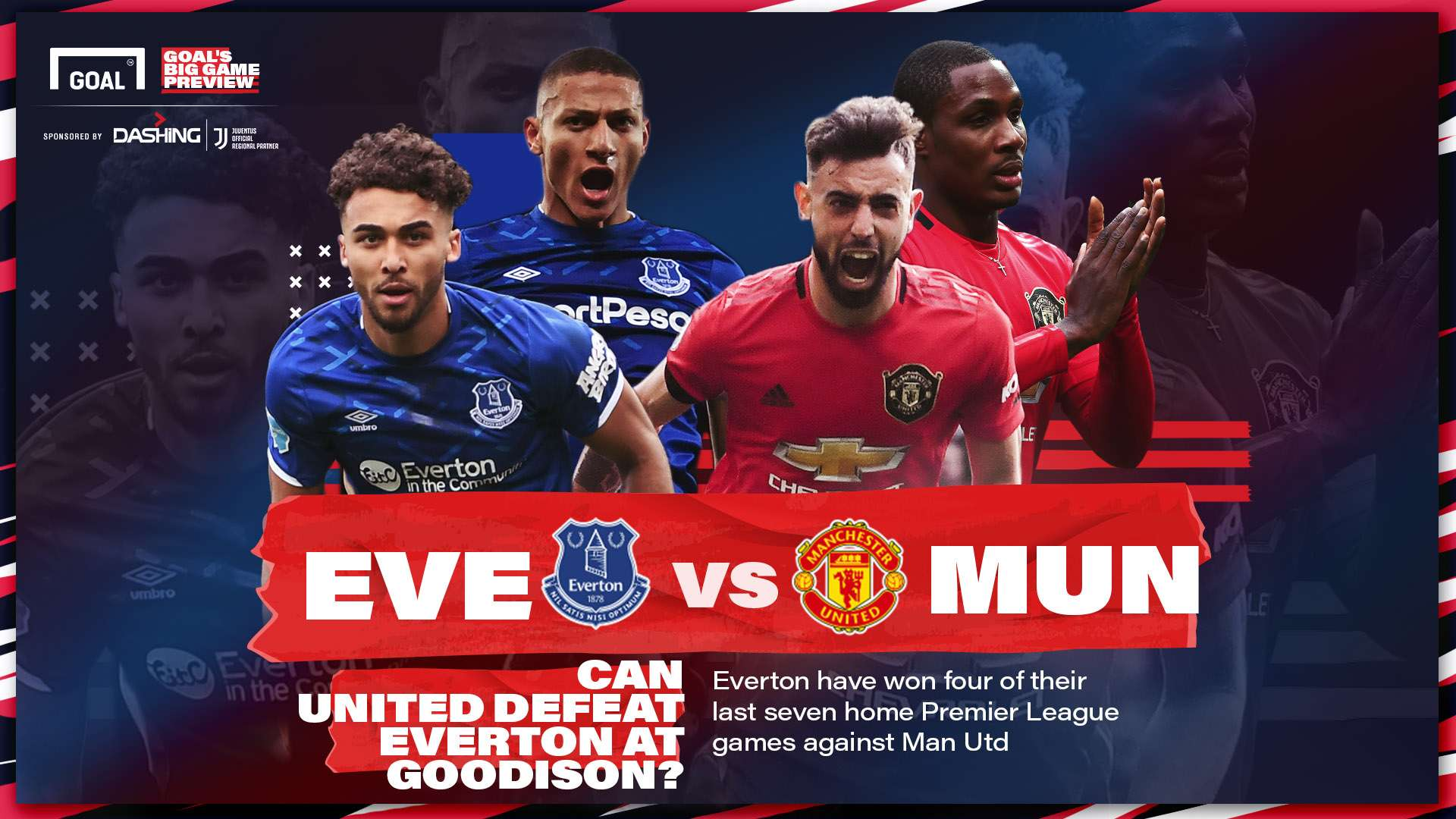 Everton Count On Home Form As In Form Manchester United