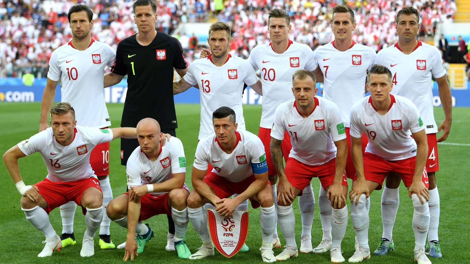 Polen Spielplan