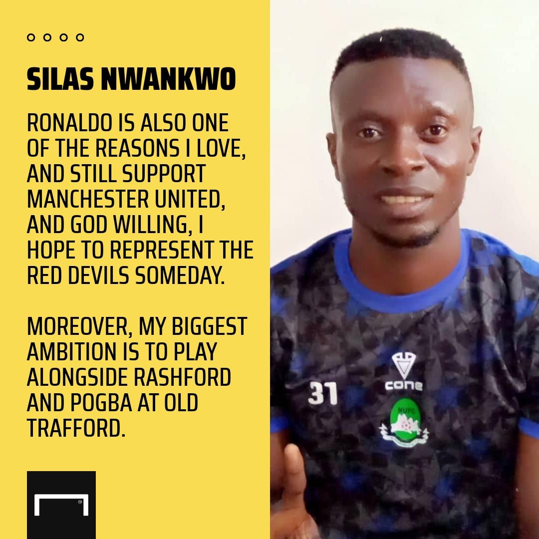 NPFL top scorer Nwankwo: My runs and goals are almost like Ronaldo