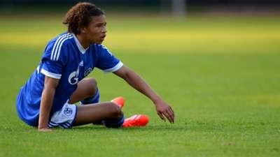 Schalke U17 2013 Leroy Sane
