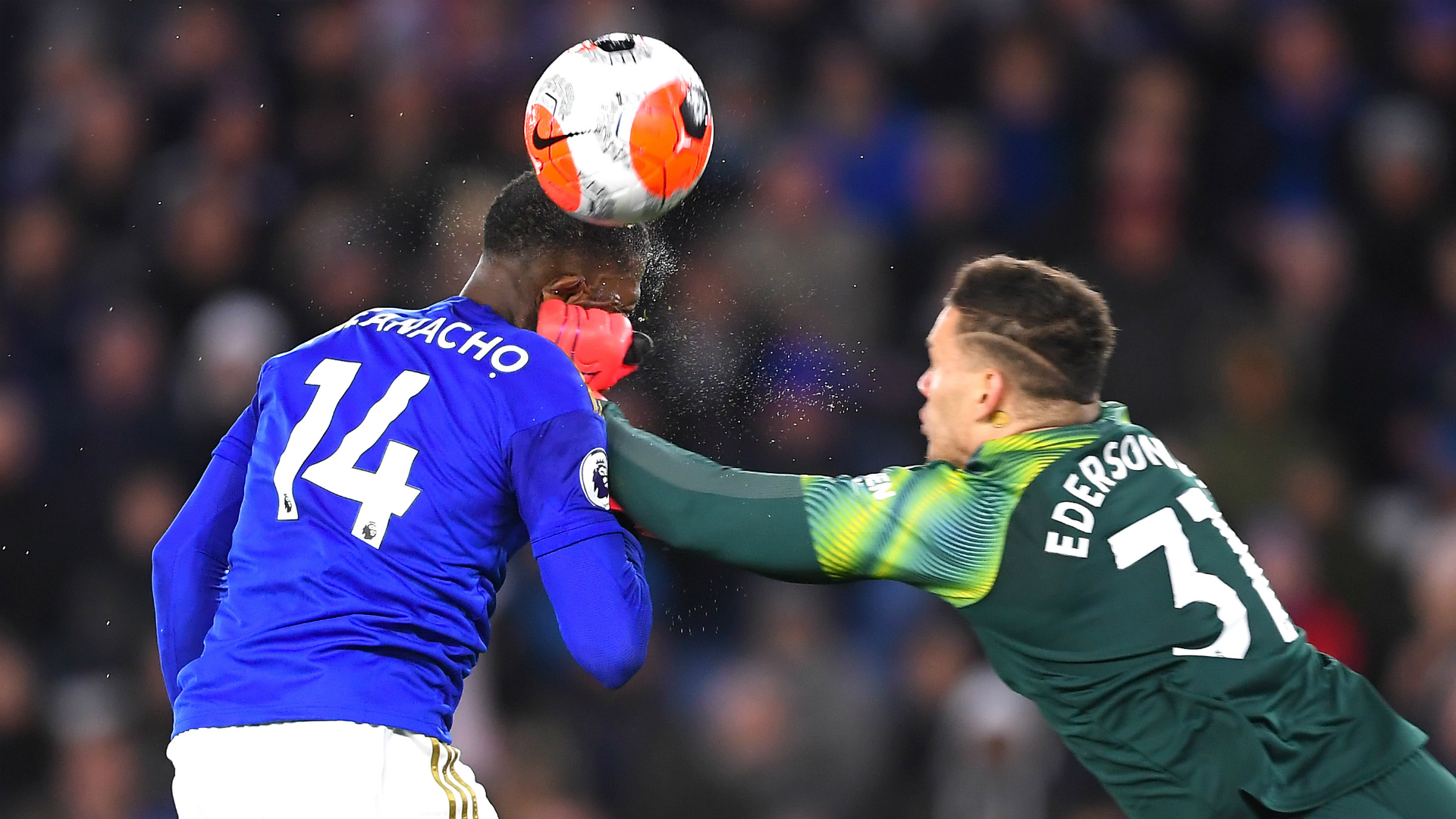 Leicester City boss Rodgers on Iheanacho's injury and substitution