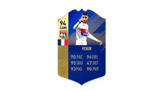 FIFA 18 Ultimate Team of the Season Fekir