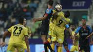 Marcos Tebar Odisha Hyderabad FC