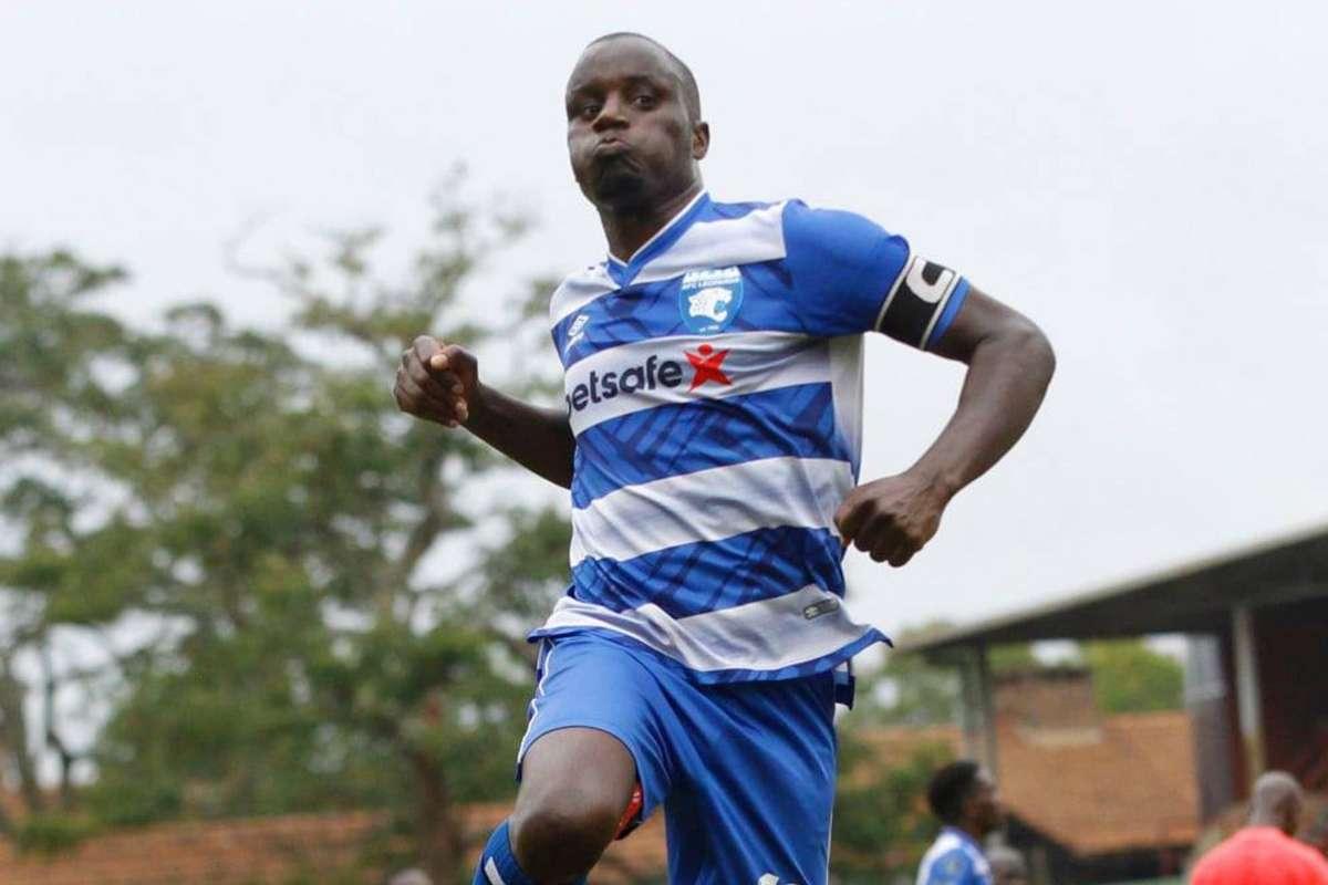 Kamura: Defender dropped as AFC Leopards appoint Kipyegon as captain | Goal.com