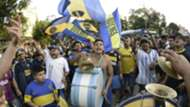 Boca Juniors fans 12042018