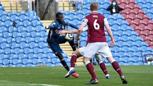(Burnley 1-1 Arsenal) Arteta nổi cáu vì VAR