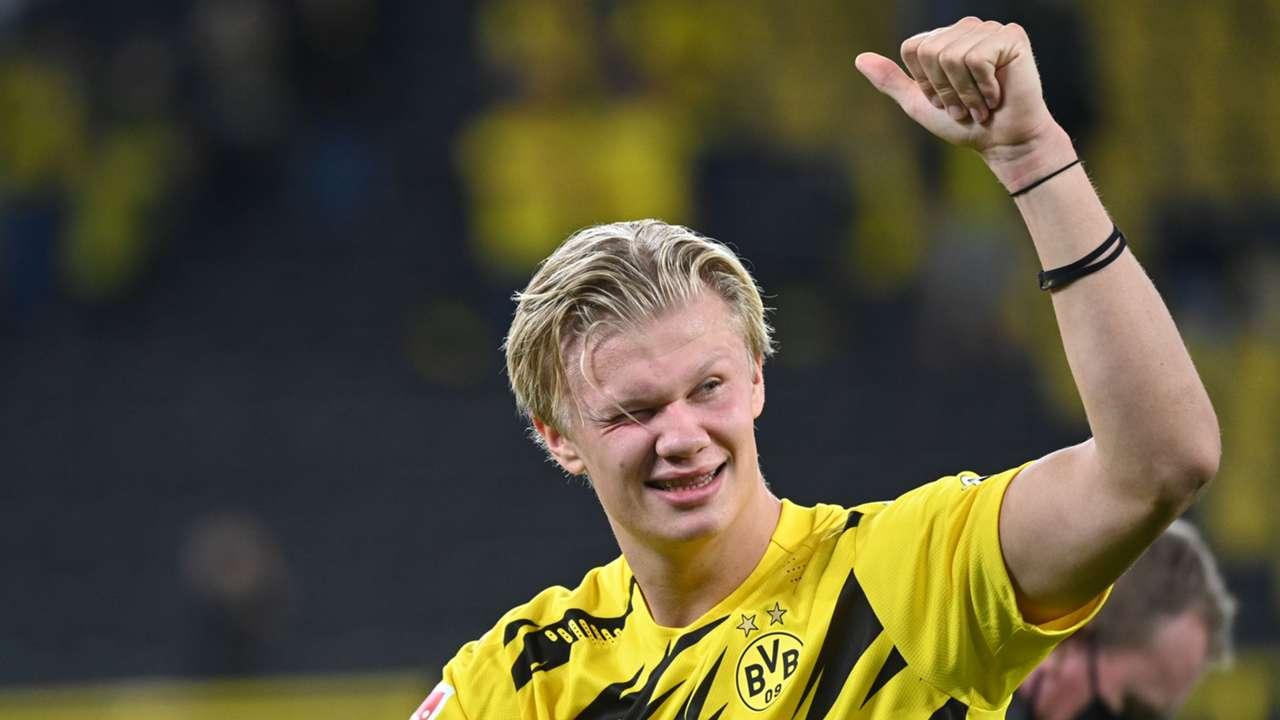 Erling Haaland Borussia Dortmund 2020-21