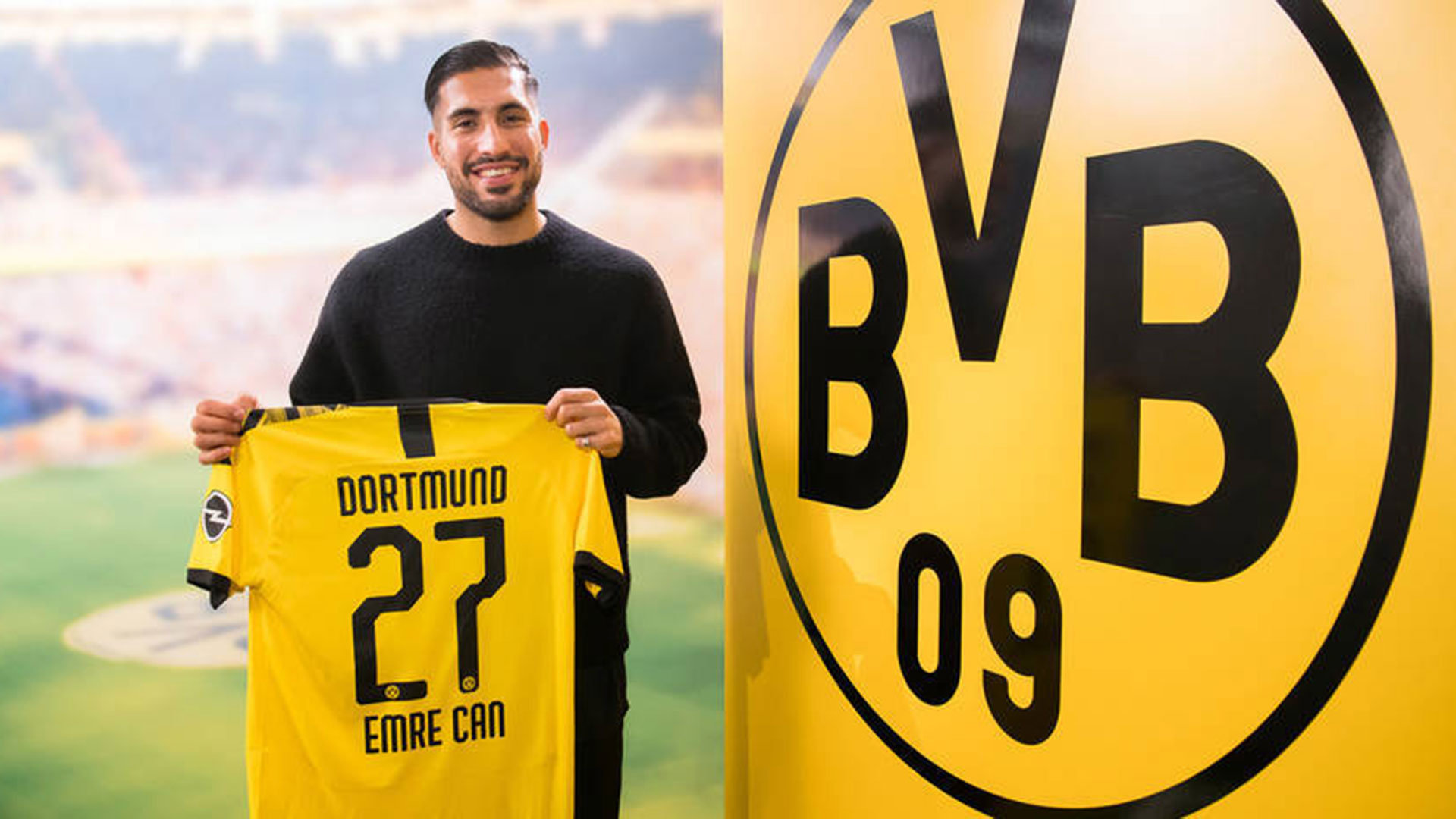 Image result for Emre can dortmund""