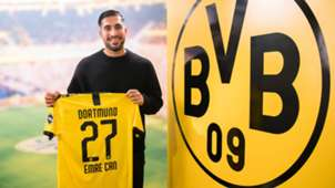 Emre Can Borussia Dortmund 01312020