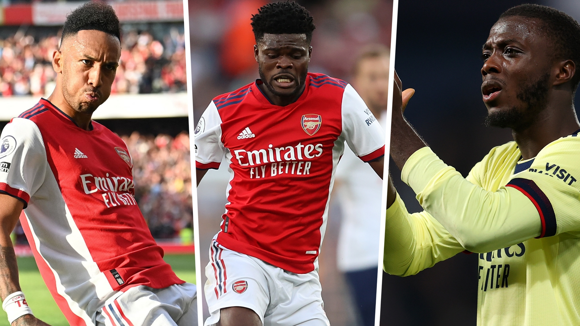 Afcon 2021: Arsenal may have to find replacements for Aubameyang, Partey, Pepe and Elneny – Arteta