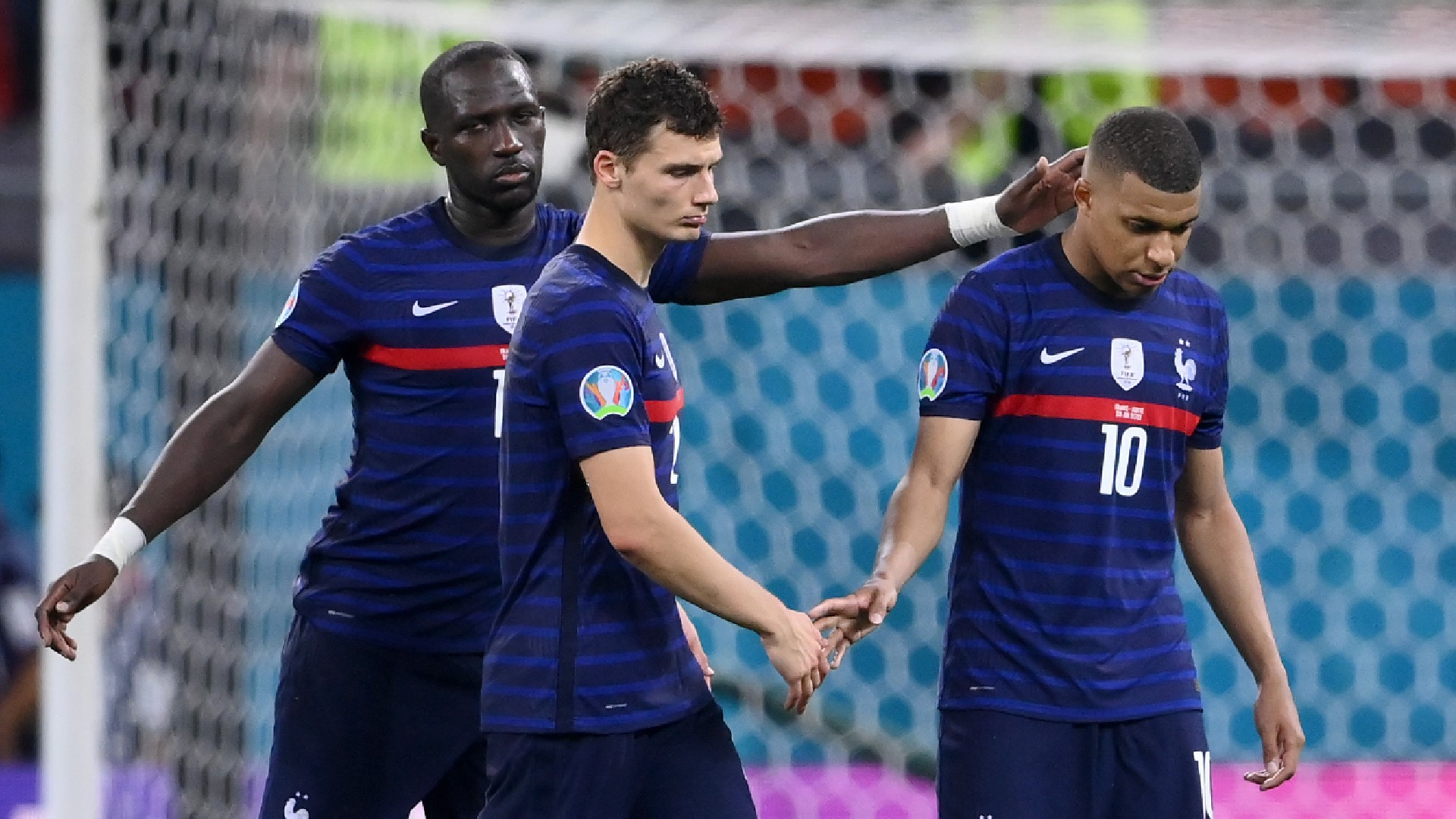 Euro 2020: Why France and Germany's elimination offers hope to 'small' nations - Kenya's Mwendwa