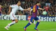 Alessandro Nesta Lionel Messi