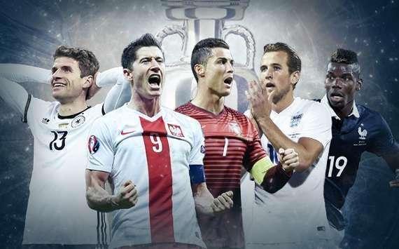 Euro 2016 GFX