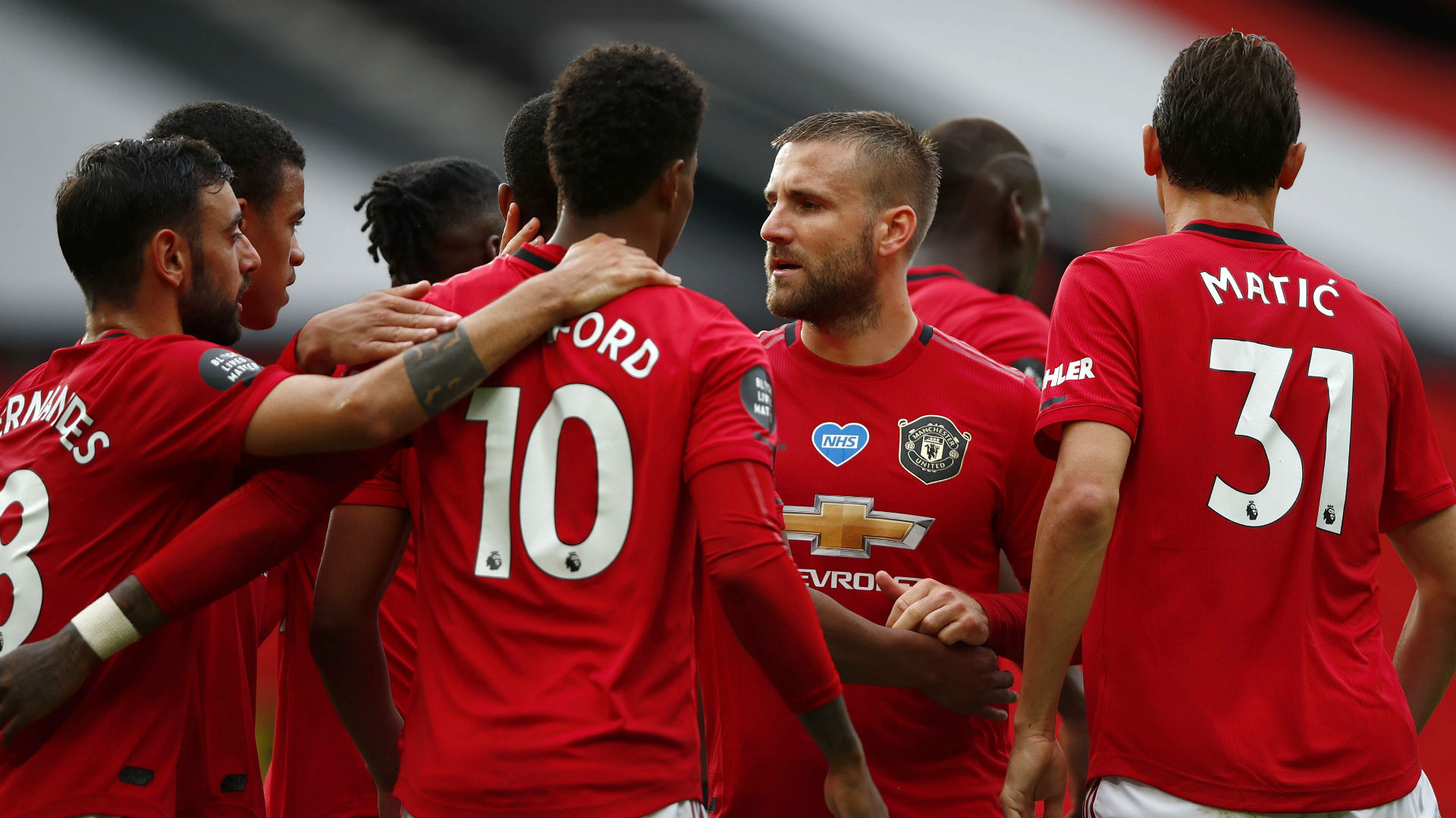 Rashford sees 'exciting times' for Man Utd as resurgence ...
