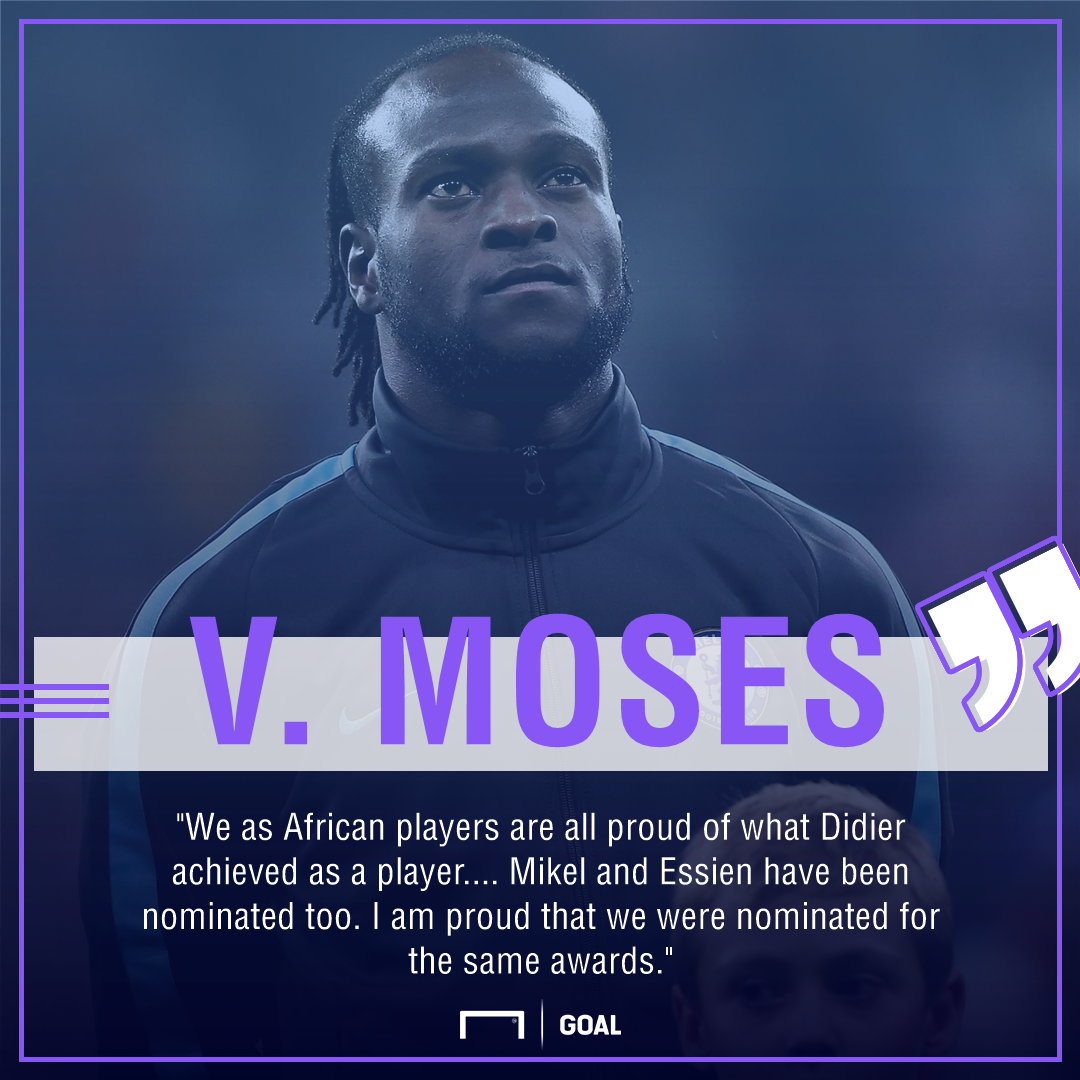 GFX Victor Moses Chelsea