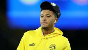 Jadon Sancho Borussia Dortmund 2019