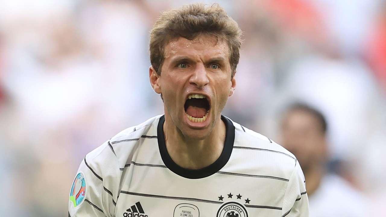 Thomas Muller, Germany Euro 2020