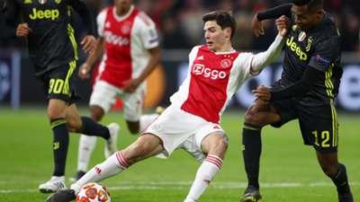 2019-04-11 Jurgen Ekkelenkamp Ajax