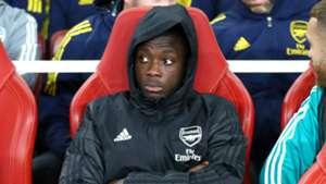Nicolas Pepe Arsenal 2019-20