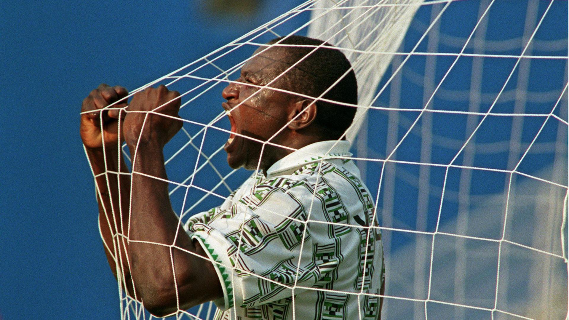 Can Manchester United transfer target Osimhen break Yekini's Nigeria record?
