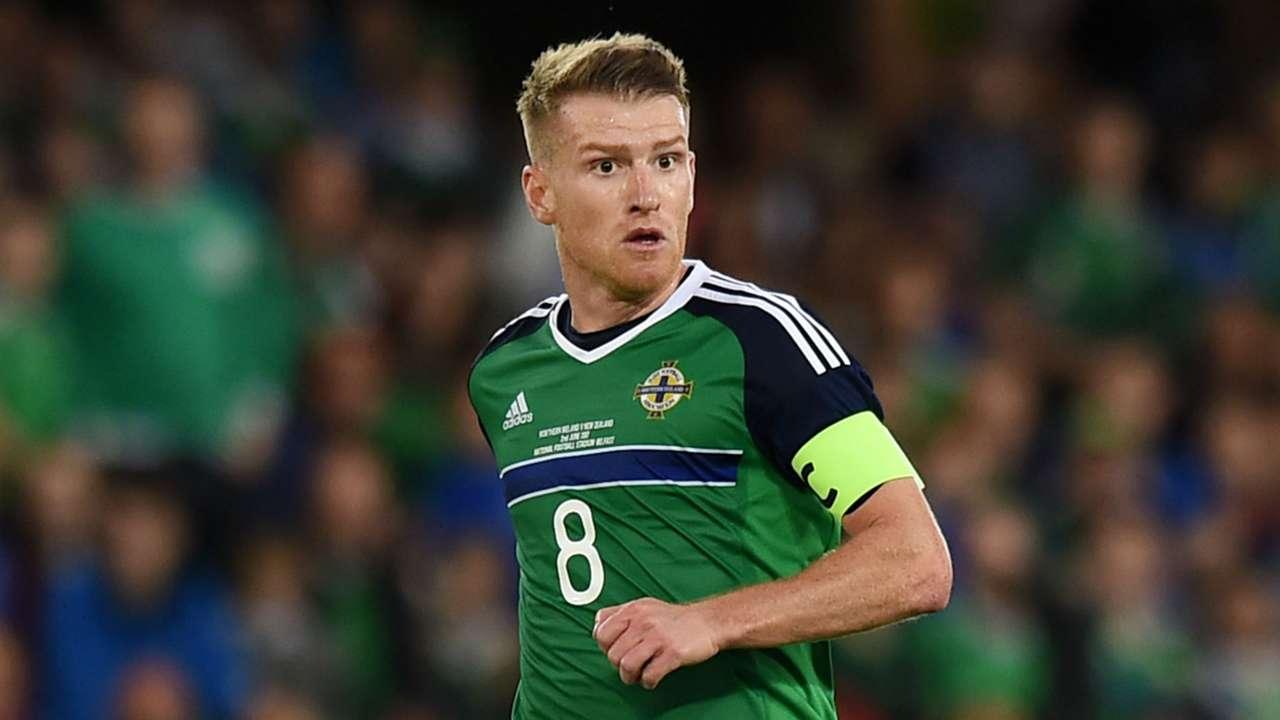 Steven Davis Northern Ireland